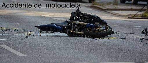 Accidente de motocicleta, perito