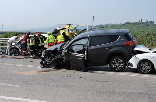 Perit Judicial reconstrucció d'accidents de trànsit.
